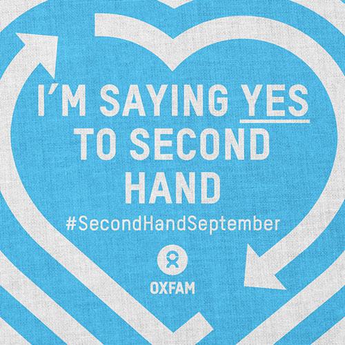 Ruhák másodkézből – itt a SecondHand September!