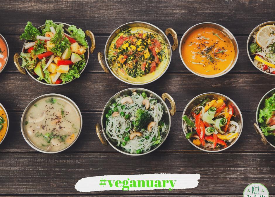 Veganuary – a januári vegán kihívás