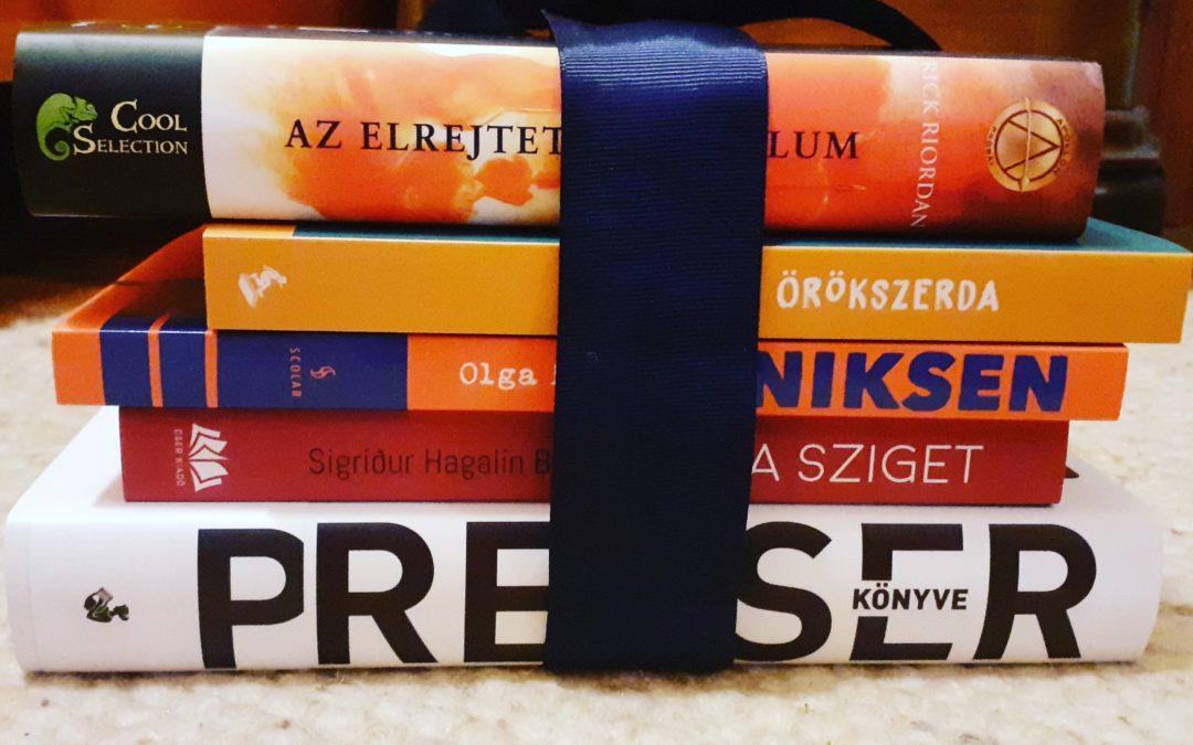 Könyvek februárra – vagy bármikorra
